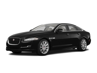 2017 Jaguar XJ Sedan Ultimate Black Metallic