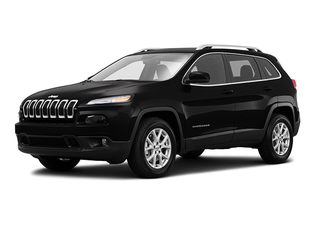 2017 Jeep Cherokee Latitude FWD SUV in Santa Monica