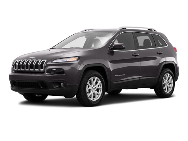 New 2017 Jeep Cherokee Latitude FWD SUV for sale in the Brunswick, OH