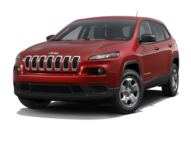 2017 Jeep Cherokee Sport SUV at Jack Key Auto Group
