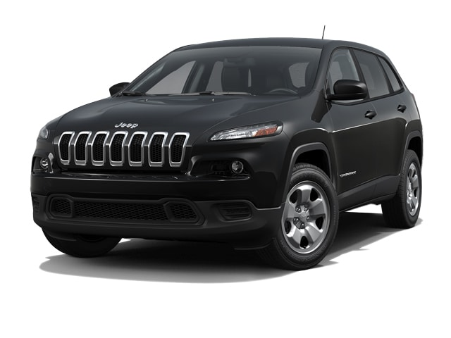 New 2017 Jeep Cherokee Sport Fwd Suv In Coatesville Pa