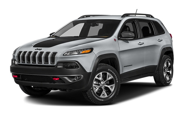 New 2017 Jeep Cherokee Trailhawk 4x4 SUV Near Winchester VA
