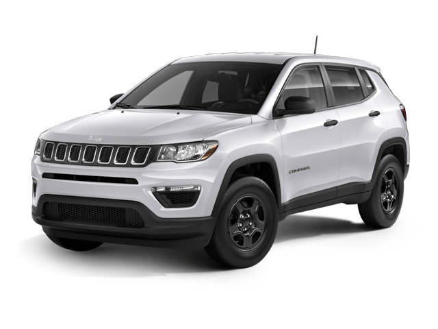New 2017 Jeep Compass Showroom At Wells Motor Company In