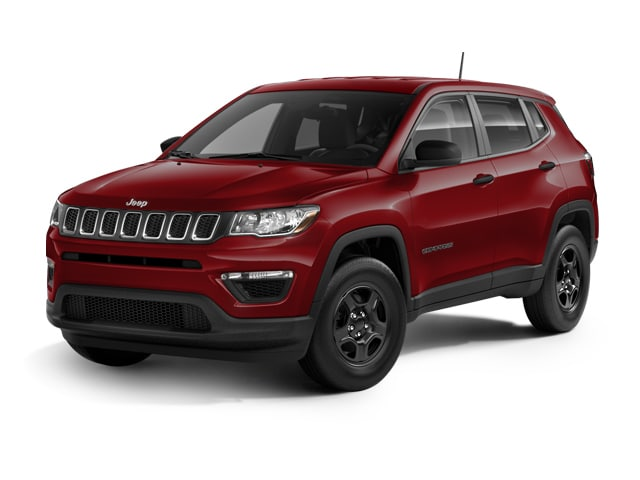 2017 Jeep Compass Suv Milford