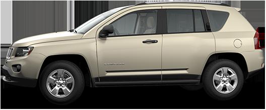 2017 Jeep Compass SUV Sport FWD
