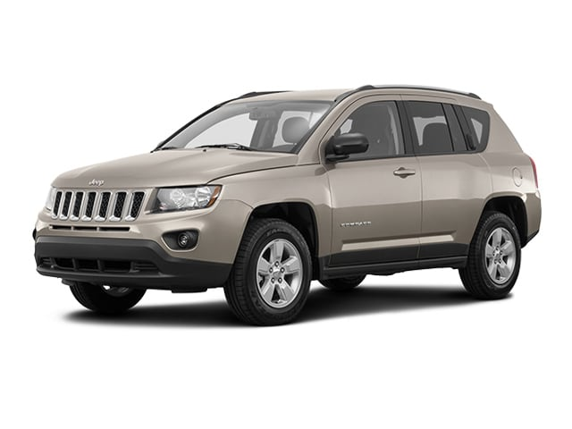 2017 Jeep Compass Sport 4x4 SUV at Jack Key Auto Group