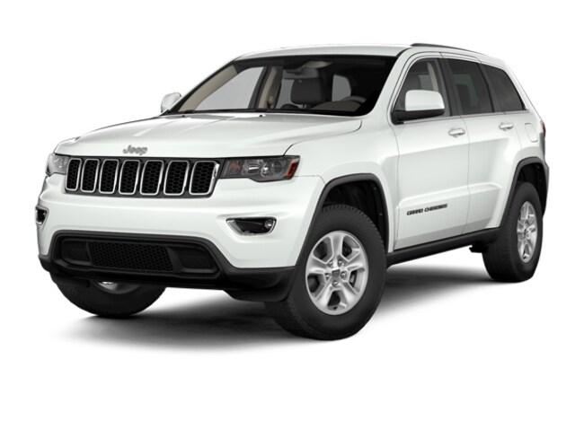 Used 2017 Jeep Grand Cherokee Laredo 4x4 SUV for sale in the Brunswick, OH