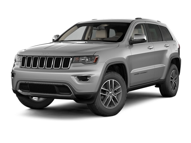 New 2017 Jeep Grand Cherokee, $41875