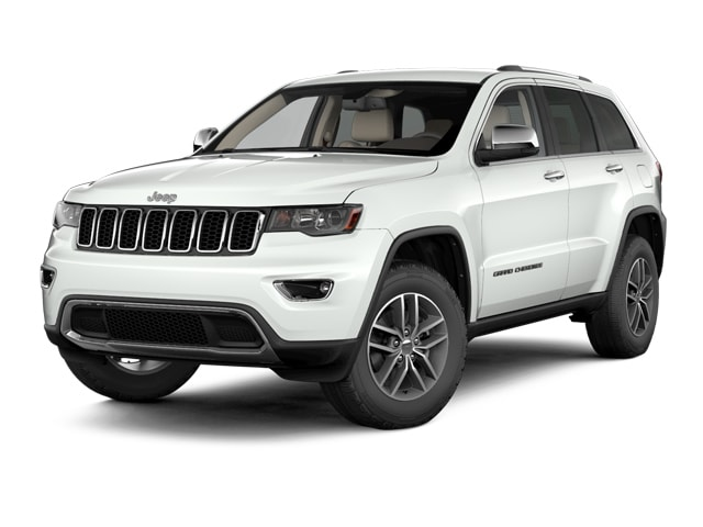 2017 Jeep Grand Cherokee Limited RWD SUV