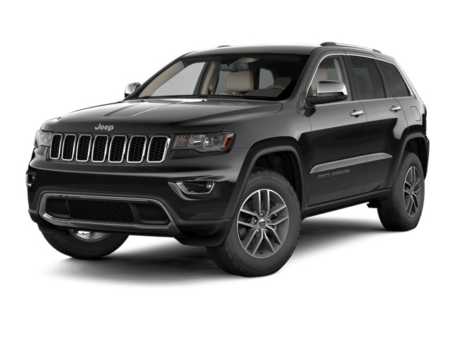 2017 Jeep Grand Cherokee Limited 4x4 SUV