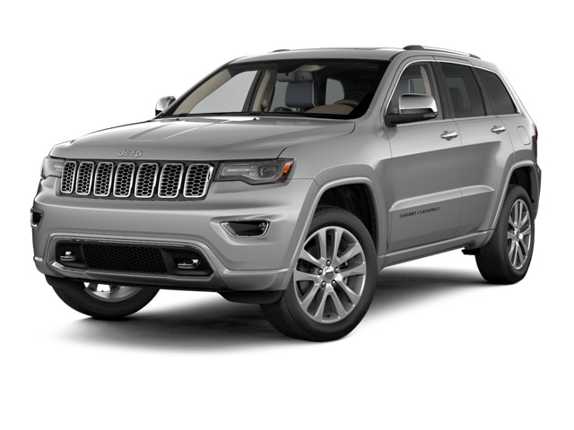 New 2017 Jeep Grand Cherokee Overland 4x4 SUV Long Island