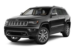 New 2017 Jeep Grand Cherokee Overland 4x4 SUV in Redford, MI near Detroit