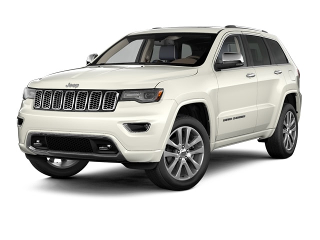 New 2017 Jeep Grand Cherokee Overland SUV for sale in the Boston MA area