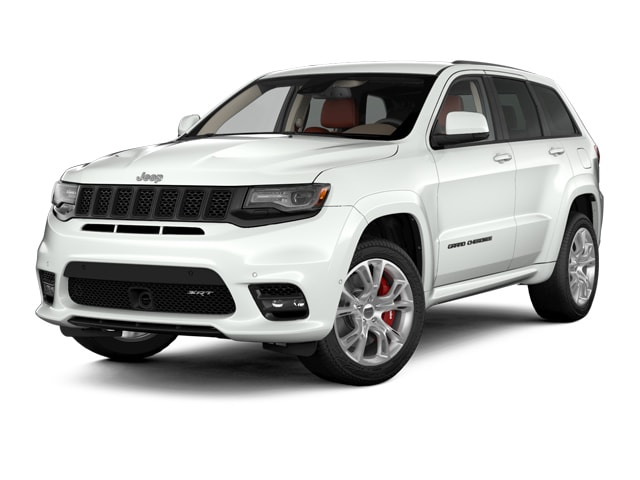 New 2017 Jeep Grand Cherokee SRT SUV Temecula, CA