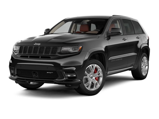 New 2017 Jeep Grand Cherokee SRT 4x4 SUV Temecula, CA