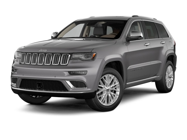 New 2017 Jeep Grand Cherokee Summit 4x4 Near White Plains Ny Croton On Hudson Yonkers