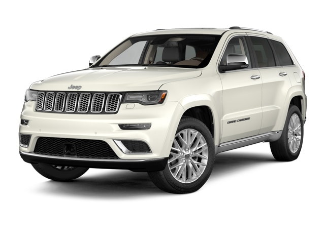 New 2017 Jeep Grand Cherokee Summit 4x4 For Sale In