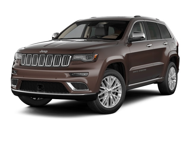 New 2017 Jeep Grand Cherokee Summit SUV for sale in the Boston MA area