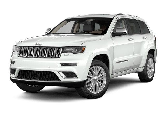 2017 Jeep Grand Cherokee Summit 4x4 SUV