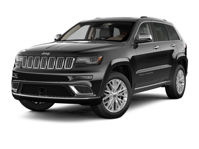 New 2017 Jeep Grand Cherokee Summit 4x4 SUV for sale in the Boston MA area
