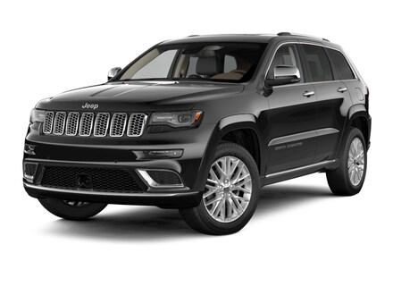 2017 Jeep Grand Cherokee Summit Summit 4x4