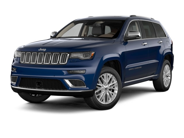 2017 Jeep Grand Cherokee Summit SUV Redford