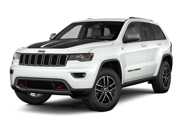 2017 Jeep Grand Cherokee Trailhawk SUV at Jack Key Auto Group