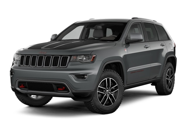 New 2017 Jeep Grand Cherokee JEEP GRAND CHEROKEE TRAILHAWK 4X4 Sport Utility near Minneapolis & St. Paul MN