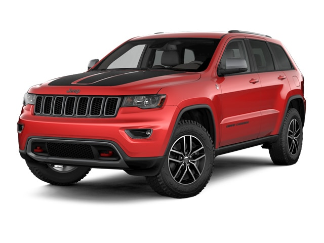 2017 Jeep Grand Cherokee Trailhawk 4x4 SUV
