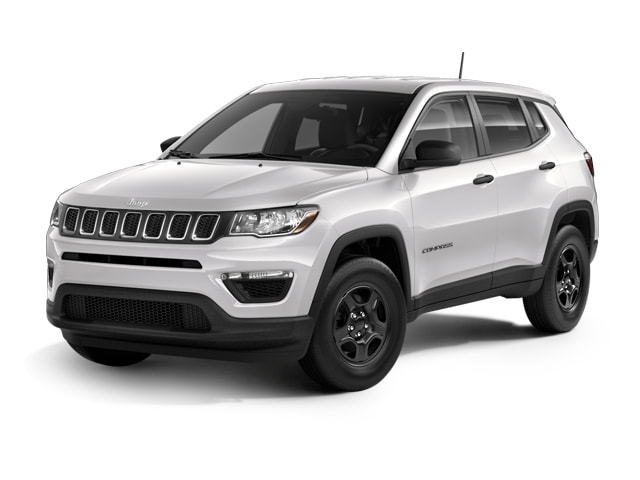 2017 Jeep New Compass VUD