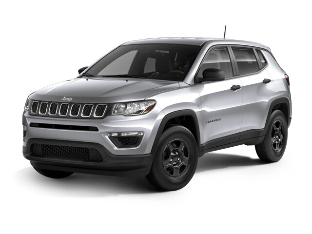 New 2017 Jeep New Compass Sport SUV Greenwood, SC