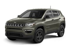 2017 Jeep New Compass Sport SUV