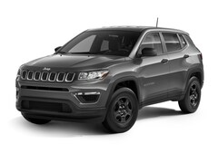 New 2017 Jeep New Compass Sport SUV Taylor TX