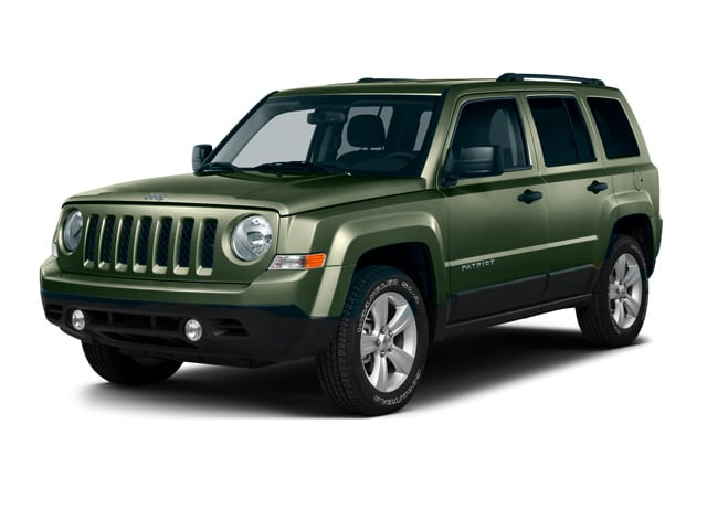 2017 Jeep Patriot Suv Independence