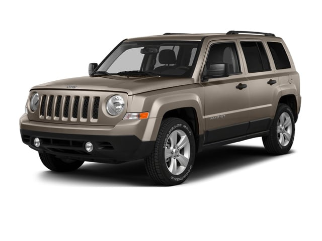 2017 Jeep Patriot Latitude SUV Redford