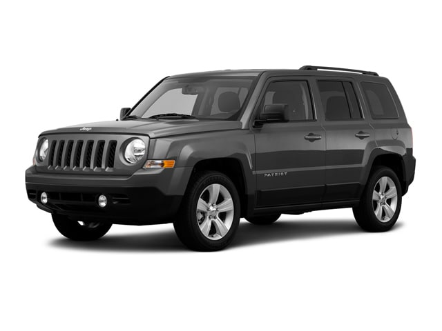 2017 Jeep Patriot Latitude w/Security & Cargo Conv. Group SUV
