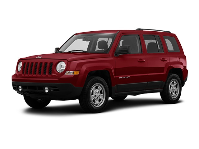 New 2017 Jeep Patriot Sport FWD SUV Phoenix