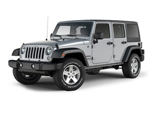 2017 Jeep Wrangler Unlimited JEEP WRANGLER UNLIMITED SPORT 4X4