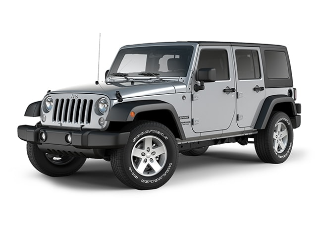 2017 Jeep Wrangler Unlimited VUD