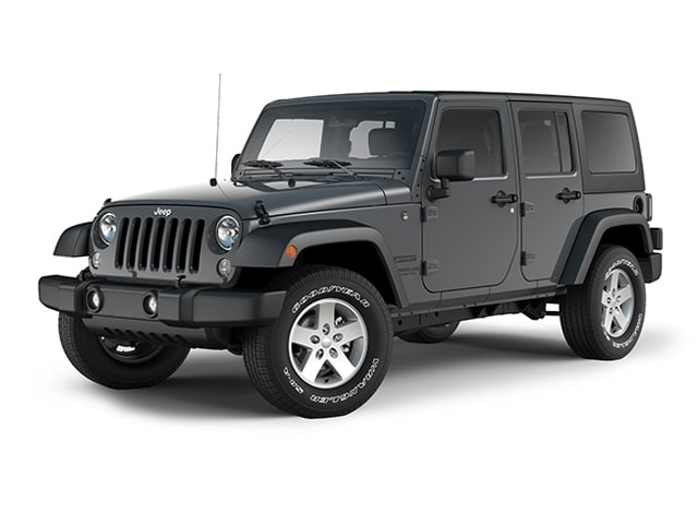 New 2017 Jeep Wrangler Unlimited Sport SUV Altoona