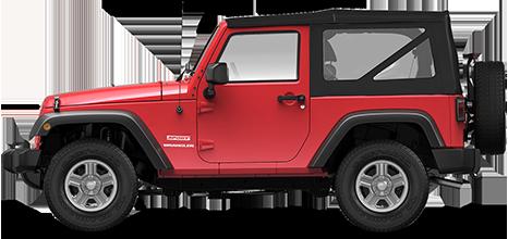 2017 Jeep Wrangler SUV Sport 4x4