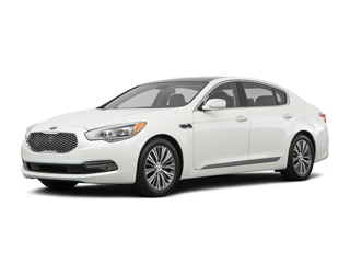 2017 Kia K900 Sedan Snow White Pearl