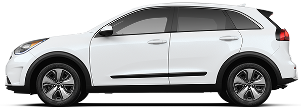 2017 Kia Niro SUV EX