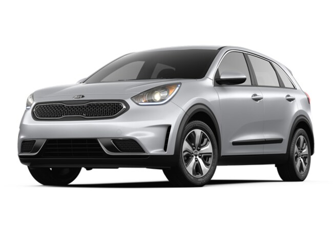 New 2017 Kia Niro FE SUV for sale near Bridgewater, NJ at Fred Beans Kia of Flemington