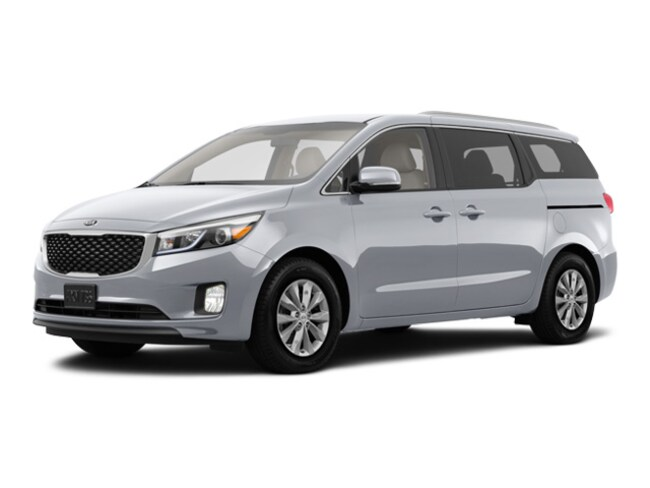 New 2017 Kia Sedona EX Van Passenger Van for sale near Bridgewater, NJ at Fred Beans Kia of Flemington
