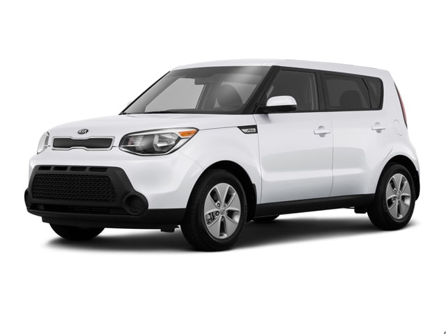 2017 Kia Soul Base Hatchback