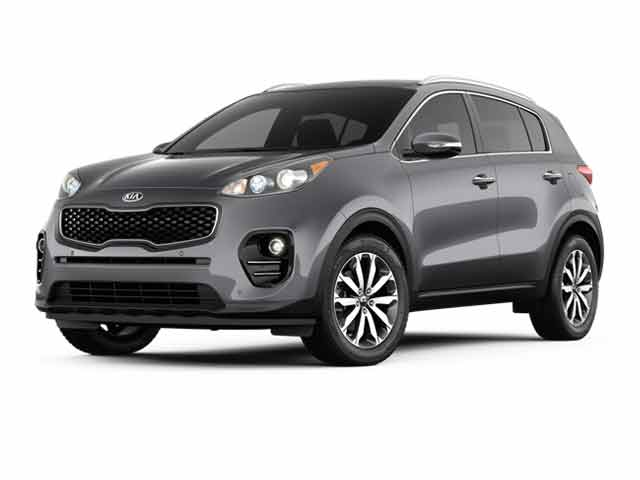 New 2017 Kia Sportage EX SUV West Nyack