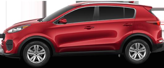 2017 Kia Sportage SUV LX
