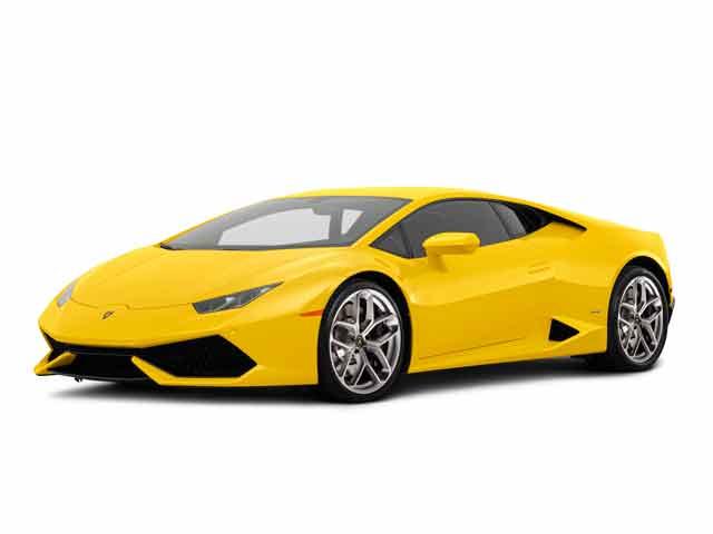 2017 Lamborghini Huracan Coupe