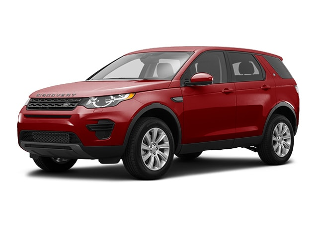 2017 Land Rover Discovery Sport Suv Tucson